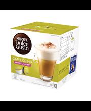 Nescafé Dolce Gusto 16kaps/161,6g Cappuccino Light maitokahvikapseli