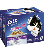 Latz 12x100g Junior hy...