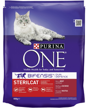 Purina One 800g Steril...