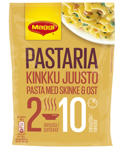 Maggi Pastaria 150g Kinkku Juusto pasta-ateria-ainekset
