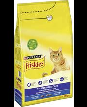 Friskies 1,5kg Sterile...