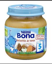 Nestlé Bona 125g Bataattia ja kanaa 5kk