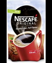Nescafé Original 200g pikakahvi täyttöpussi