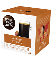 Nescafé Dolce Gusto 16kaps/160g Grande Intenso kahvikapseli