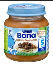 Nestlé Bona 125g Spagettia ja jauhelihaa lastenateria 5kk