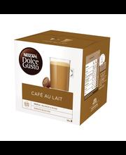 Nescafé Dolce Gusto 160g Café au Lait maitokahvikapseli 16kpl