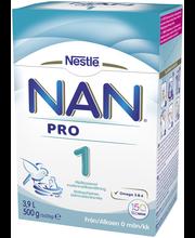 Nestlé Nan 500g Pro1 maitopohjainen äidinmaidonkorvike