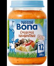 Nestlé Bona 200g Couscousia ja naudanlihaa 12kk