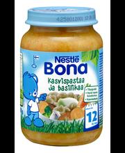 Nestlé Bona 200g Kasvispastaa ja basilikaa 12kk