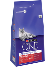 Purina One 1,5 kg Ster...