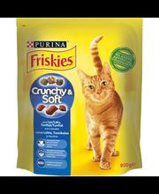 Friskies 800g Crunchy&...