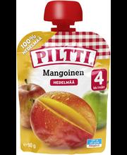Piltti 90g Mangoinen hedelmäsose 4kk
