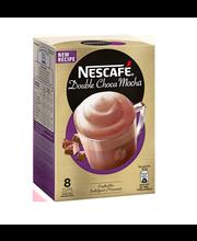 Nescafé 8kpl/148g Double Choca Mocha pikakahvi annospussi