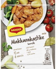 Maggi Mix 49g Makkarakastike ateria-ainekset