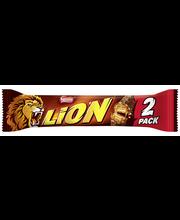 Nestlé Lion 2x30g suklaakuorrutteinen vohvelipatukka
