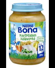 Nestlé Bona 200g Merimiehen kalavuoka lastenateria 12kk