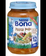 Nestlé Bona 200g Pasta Pollo lastenateria 12kk