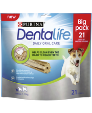 Purina Dentalife 345g Small Big Pack koiran dental-herkku