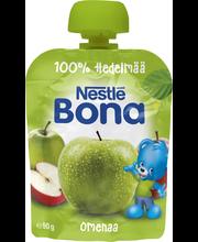 Nestlé Bona 90g Omenaa hedelmäsose annospussi 4kk