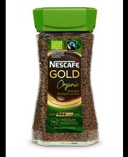 Nescafé Gold 100g luomu pikakahvi