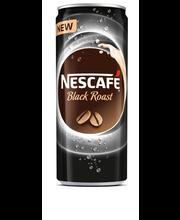 Nescafé 250ml Black Roast valmiskahvijuoma