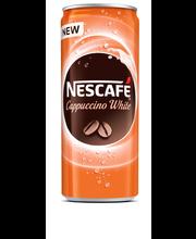 Nescafé 250ml Cappuccino White valmiskahvijuoma