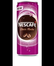 Nescafé 250ml Choco Mocha valmiskahvijuoma