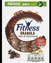 Nestlé Fitness 300g Kaura&Suklaa proteiinipitoinen granola