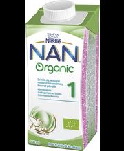 NAN 200ml Organic 1 äi...