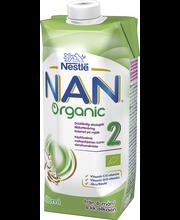 NAN 500ml Organic 2 vi...