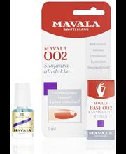 Mavala 5ml Mavala Base 002 suojaava aluslakka