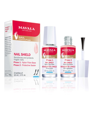 Mavala 2x10ml Nail Shield