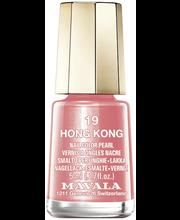Mavala 5ml Nail Polish 19 Hongkong kynsilakka