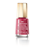 Mavala 5ml Nail Polish 69 Bordeaux kynsilakka