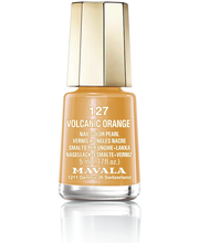 Mavala 5ml Nail Polish 127 Volcanic Orange kynsilakka