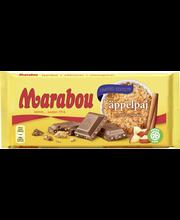 Marabou äppelpaj suklaalevy 185g