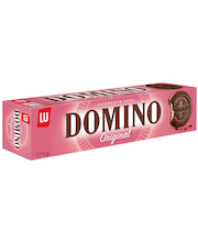 Domino Original 175g vaniljanmakuinen kaakaotäytekeksi
