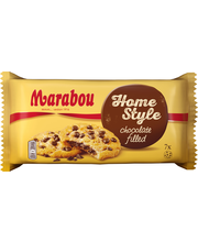 Marabou Home Style choclate filled cookies 182g