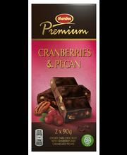 Premium 180g Karpalo-Pekanpähkinä
