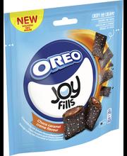 Oreo Joy Fills  Choco Caramel kaakakosnacks 90g