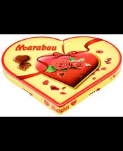 Marabou 180g Sydän