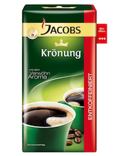 Jacobs 500g Krönung kofeiiniton suodatinkahvi