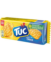 LU 100g TUC Cheese