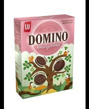 Domino 525g Keksilajitelma kausimaku, vaniljan-,suklaan ja kaneli-omenan makuista täytettä, 3x13kpl
