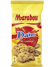 Marabou 184g Daim Cookies