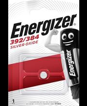 Nappiparisto Energizer 392/384 Silver Oxide 1,55 V