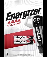 Energizer alkaliparisto aaaa lr61/2