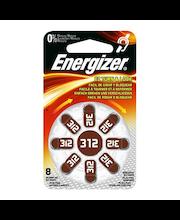 Energizer kuulokojeparisto ez 312/8