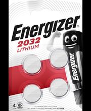 ENR Lithium CR2032 4-pack