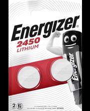 ENR CR2450 Lithium 2-pack